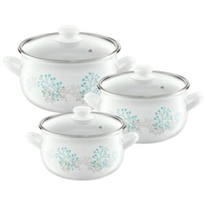 SET OALE EMAIL NORDIC, 6 PIESE, ALB