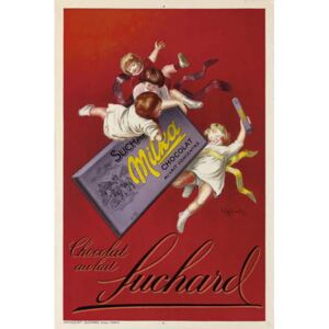 Cappiello, Leonetto - Advertising poster for Milka chocolates by Suchard, 1925 Reproducere