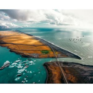 Fotografii artistice Cost from above, Sam Green