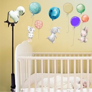 Sticker perete Baloons
