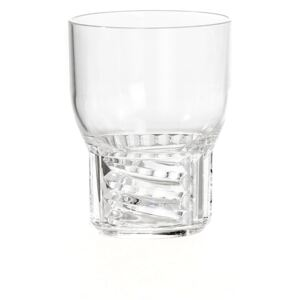 Pahare The Kartell - Trama Drink Glass, H 11 cm / Clear Glass