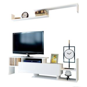 Mobilier TV Woody Fashion Dream, alb