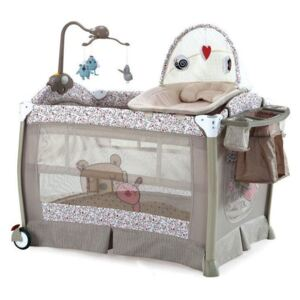Krausman - Patut sleeper Beige Pink Luxury