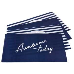 Suport farfurie Altom Awesome Today, 28 x 43 cm, set 4 buc