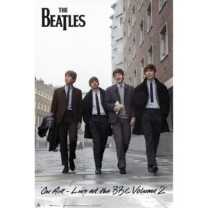 The Beatles Poster, (61 x 91,5 cm)
