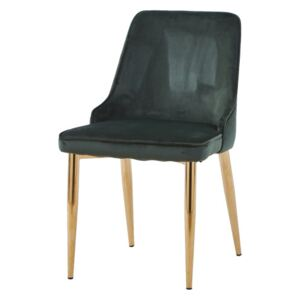 Set 2 scaune catifea Sit&Chairs Forest Green