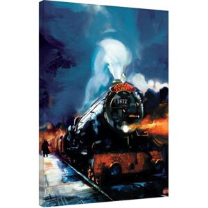 Harry Potter - Hogwarts Express Tablou Canvas, (60 x 80 cm)
