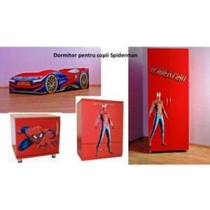 Promo mobilier complet Spiderman