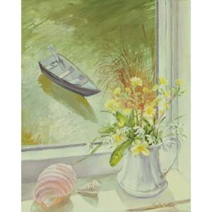 First Flowers and Shells Reproducere, Timothy Easton