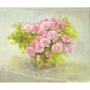 Alchemilla and Roses, 1999 Reproducere, Timothy Easton