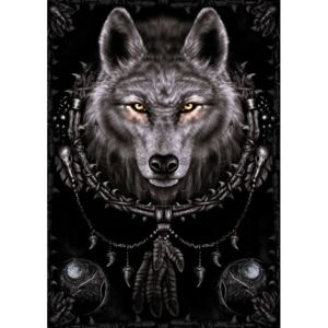 Poster - Spiral (Wolf Dreams)