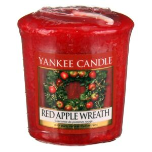 Yankee Candle lumanari votive parfumate Red Apple Wreath