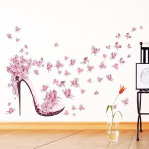 Sticker perete Butterflies 65x100 cm