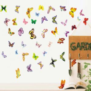Sticker perete Butterflies on the wall