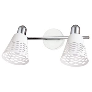 Aplica 2xE14 crom Discovery Candellux 92-62161