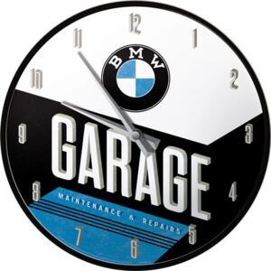 Ceas retro - BMW Garage