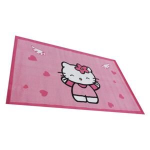 Covor Hello Kitty Roz