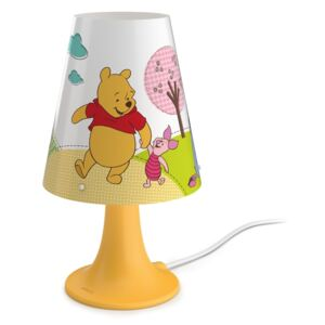 Philips 71795/34/16 - Lampa copii DISNEY WINNIE THE POOH LED/2,3W/230V