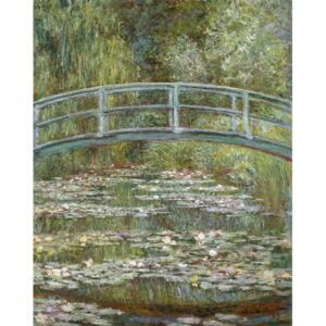 The Water-Lily Pond, 1899 Reproducere, Monet, Claude