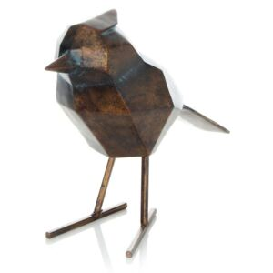 Decorațiune 360 Living Sparrow, bronz