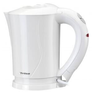 Fierbator de voiaj Trisa Travel, 500 W, capacitate 0.5 L, Alb