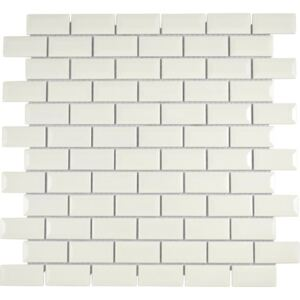 Mozaic CBI110 brick bond diamond 30x30 cm