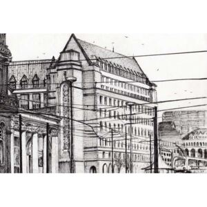 Manchester Town Hall, 2007, Reproducere, Vincent Alexander Booth