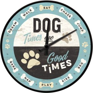 Ceas retro - Dog Times