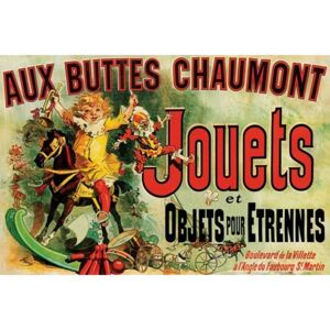JOUETS - as seen on friends/toys Poster, (91,5 x 61 cm)