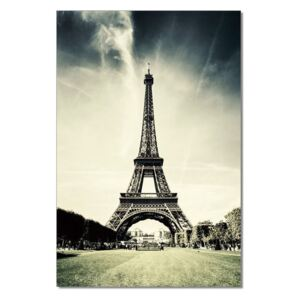 Paris - Eiffel tower Tablou, (80 x 120 cm)