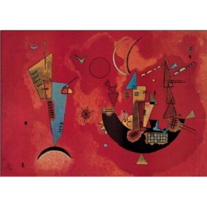 For and Against Reproducere, Kandinsky, (120 x 90 cm)