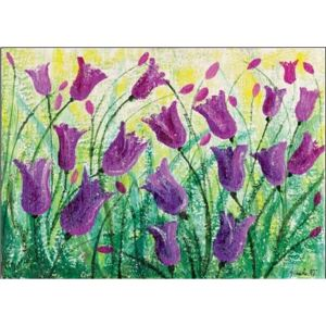 Spring Flowers Reproducere, (30 x 30 cm)