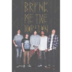Bring Me The Horizon - Group Black Poster, (61 x 91,5 cm)