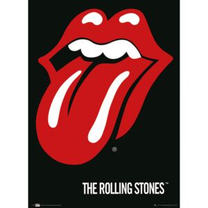 The Rolling Stones - Lips Poster, (61 x 91,5 cm)