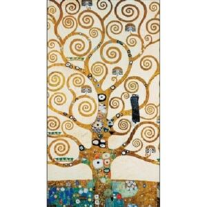 The Tree Of Life - Stoclit Frieze, 1909 Reproducere, Gustav Klimt, (24 x 30 cm)
