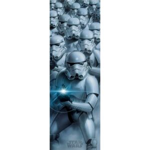 Star Wars - Stormtroopers Poster, (53 x 158 cm)