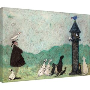 Sam Toft - An Audience with Sweetheart Tablou Canvas, (80 x 60 cm)
