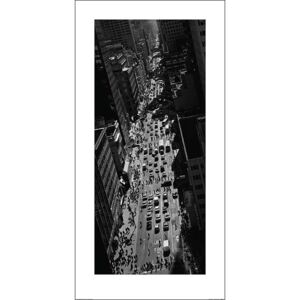 Pete Seaward - New York street Reproducere, (50 x 100 cm)