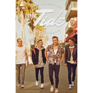 The Tide - Band Poster, (61 x 91,5 cm)
