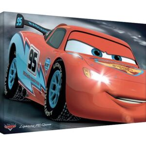 Cars - McQueen 95 Tablou Canvas, (80 x 60 cm)