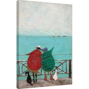 Sam Toft - We Saw Three Ships Come Sailing By Tablou Canvas, (60 x 80 cm)