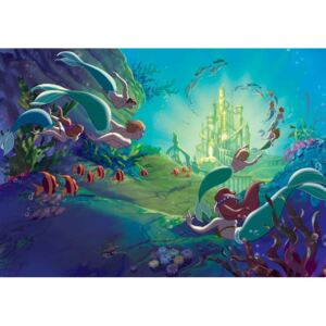 Disney Little Mermaid Fototapet, (368 x 254 cm)