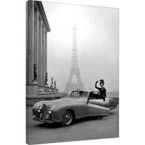 Time Life - France 1947 Tablou Canvas, (60 x 80 cm)