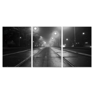 Night street Tablou, ( x cm)