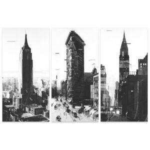 Wessel Huisman - New York Series Tablou Canvas, (150 x 100 cm)
