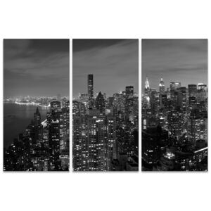 Håkan Strand: Midtown Panorama, NYC Tablou Canvas, (100 x 150 cm)