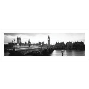 London, England Reproducere, (33 x 95 cm)