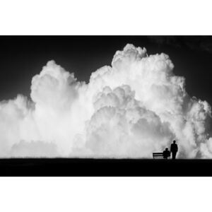 Fotografii artistice Waiting for the Storm, Stefan Eisele