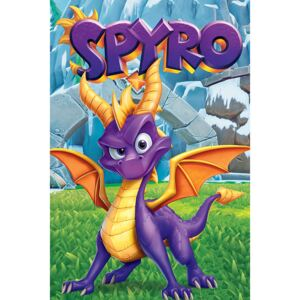 Spyro - Reignited Trilogy Poster, (61 x 91,5 cm)