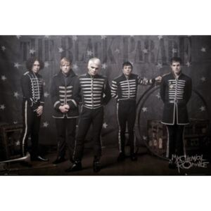 My Chemical Romance Poster, (91,5 x 61 cm)